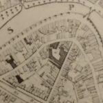 Kadastrale Kaart van de Burgwalbuurt (1822)
