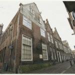 Hagestraat 10 en (links) een stukje 12A, 1998. Foto: Rob Hendriks, Noord-Hollands Archief, Fotopersbureau De Boer Haarlem